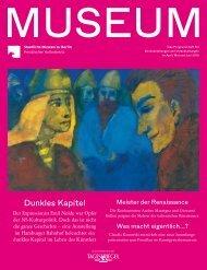 MUSEUM II 2019 - Programmheft der Staatlichen Museen zu Berlin