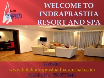 Prominent Hotel in Dharamshala