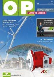 O+P Fluidtechnik 4/2019