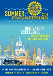SUMMER-of-ENGINEERING 2019