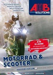 AHB Motorrad & Scooter 2019
