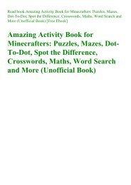 Ebook maths puzzles