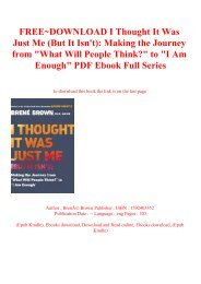 Download PDF - I don't know what i just did…  - Alumni Directory