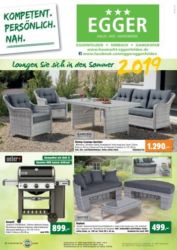 Lounge Garnituren