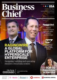 Business Chief USA April 2019