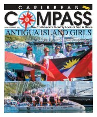 Caribbean Compass Yachting Magazine - April 2019