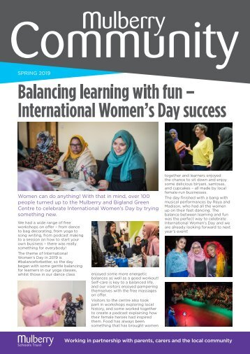 Mulberry Community_Issue1