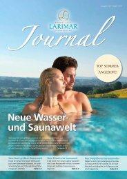 Larimar Journal Frühling/Sommer 2019