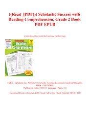 Grades 2–4 Chapter Books - Scholastic Education