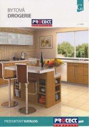 CORMEN - katalog čistící a úklidové chemie - PROTECT