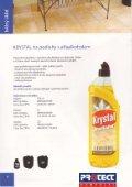 CORMEN - katalog čistící a úklidové chemie - PROTECT - Page 4