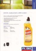 CORMEN - katalog čistící a úklidové chemie - PROTECT - Page 5
