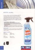 CORMEN - katalog čistící a úklidové chemie - PROTECT - Page 6