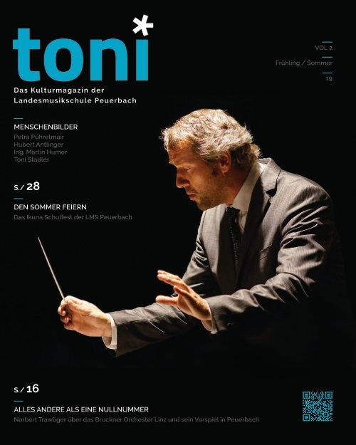 toni - Ausgabe 2