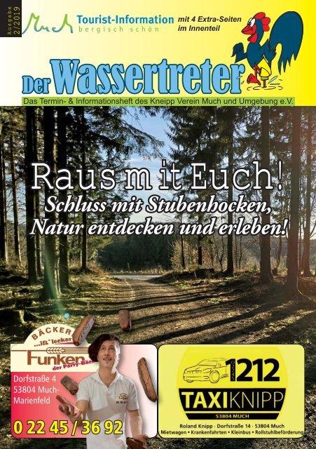 Der Wassertreter - Ausgabe 02/2019