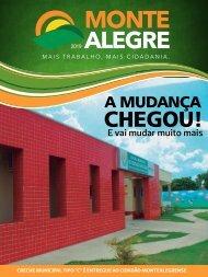 Monte Alegre 2019