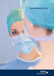 Geschäftsbericht 2011 - Spital Limmattal