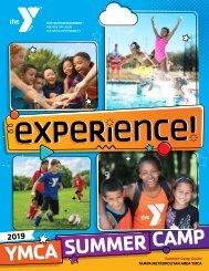 Tampa YMCA Summer Camp 2019 ProgramGuide