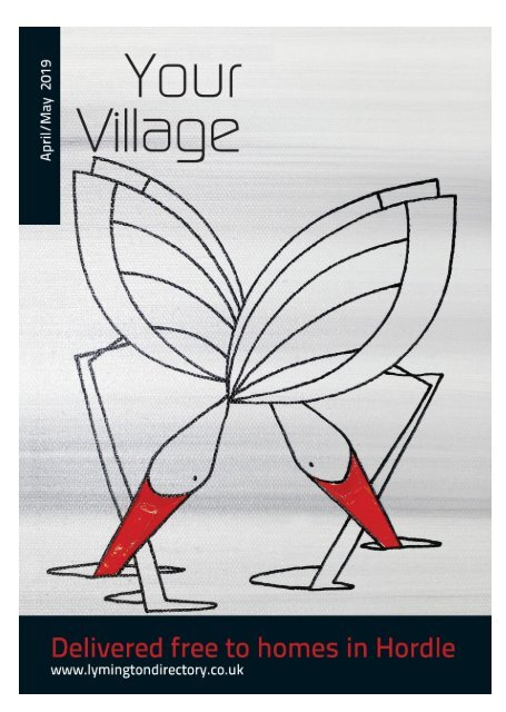 Your Village Hordle April May 19