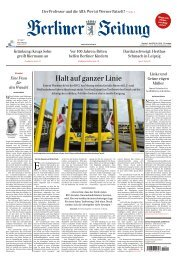 Berliner Zeitung 01.04.2019