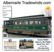 April 2019 Albemarle Tradewinds Web Final