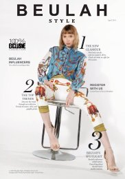 Beulah Style April 2019 - Magazine