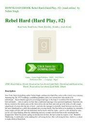 Rehatnama Ebook Download