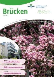 Brücken bauen - Diakonissenkrankenhaus Karlsruhe-Rüppurr