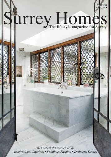 Surrey Homes | SH54 | April 2019 | Garden supplement inside