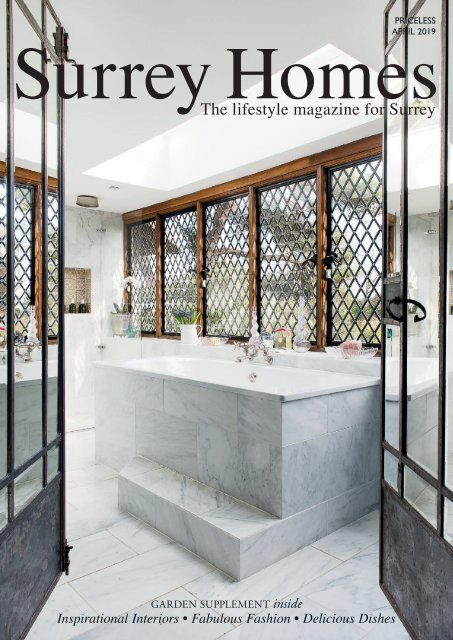 Surrey Homes | SH54 | April 2019 | Garden supplement inside