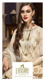 Luxury Unstitched Catalogue