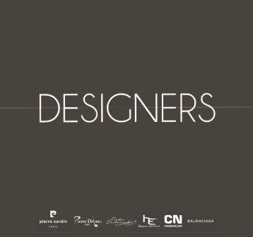 Catagolo crifra designers