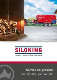 SILOKING Product range_IT