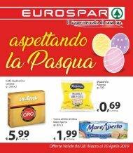 Eurospar S.Gavino 2019-03-28