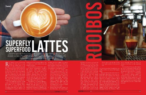 The Coffee Mag Issue 23 Autumn 2018