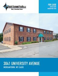 3041 University Avenue Marketing Flyer