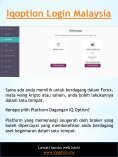 Iq Option Login Malaysia - Page 6