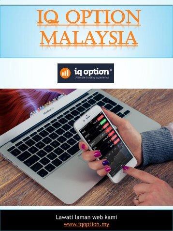 Iq Option Malaysia