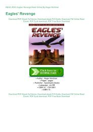 READ (PDF) Eagles' Revenge Read Online| By Roger Mortimer