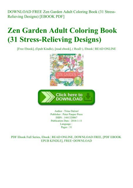 107 Coloring Book For Adults Pdf Download Free Best HD