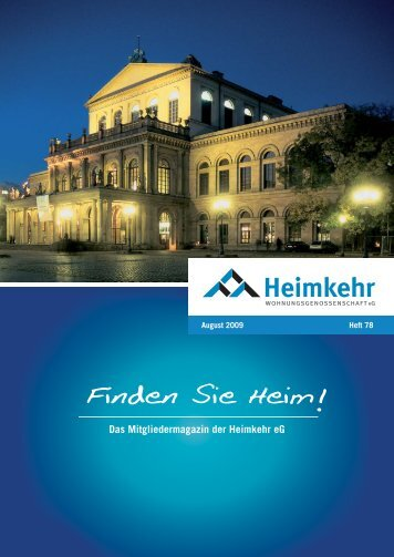 Finden Sie Heim! - Heimkehr-Hannover.de