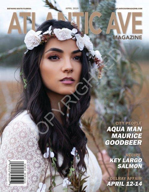 Atlantic Ave Magazine April 2019