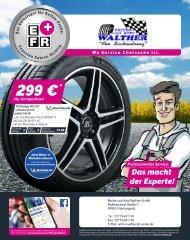 Reifen und Auto Walther GmbH - 03.04.2019