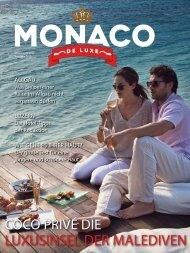 Monaco de Luxe 2019