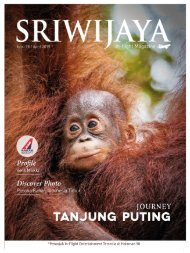SRIWIJAYA MAGZ APRIL 2019