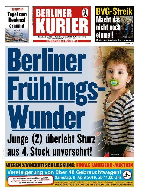 Berliner Kurier 02.04.2019