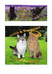 April First - Bistro Kitty Birthdays