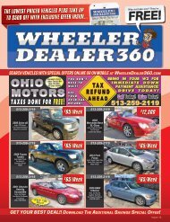 Wheeler Dealer 360 Issue 14, 2019