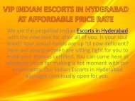 VIP INDIAN ESCORTS IN HYDERABAD AT AFFORDABLE PRICE-converted