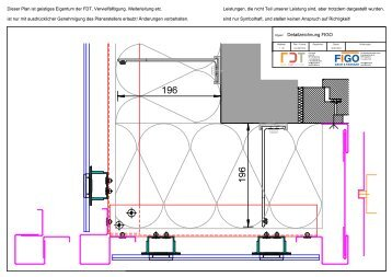 FIGO AMADE Fassadendetails Online